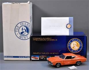 Franklin Mint 1969 Chevrolet Chevelle SS396 Hugger