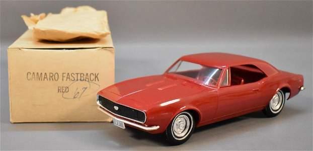 1967 Chevrolet Camaro Haredtop Red promo car original