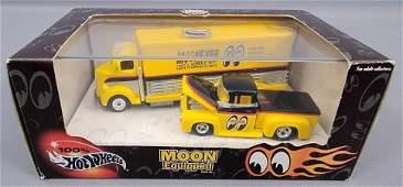 Mattel Hot Wheels 100% Hot Rod series Moon Equipped