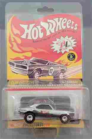 Hot Wheels Redline Collectors Club RLC Black Stripe '67