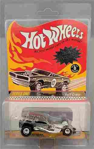 Hot Wheels Redline Collectors Club RLC Surf Crate