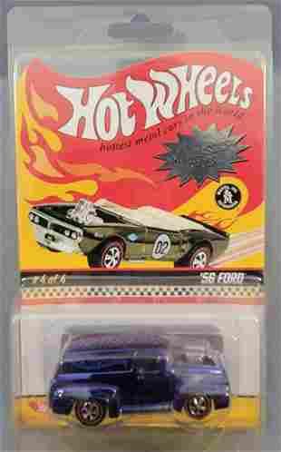 Hot Wheels Redline Collectors Club RLC Neo-Classics '56