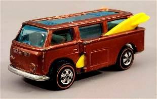 Redline Hot Wheels Orange Beach Bomb Loose