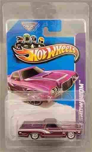 Mattel Hot Wheels Super Treasure Hunt '72 Ford Ranchero