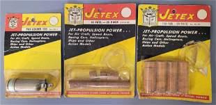 Vintage jet X jet propulsion power for action models