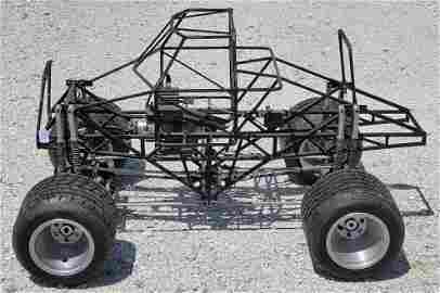Large New Era 1/4 scale remote control monster truck