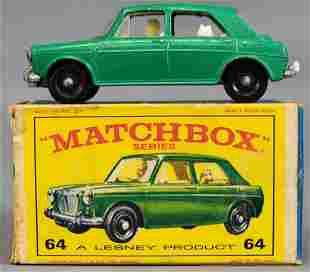 Matchbox Lesney Green #64 MG 1100 in original box