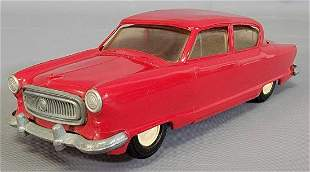 1954 Nash Friction Sedan in Red by Product Miniature