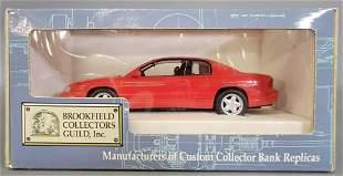 1995 Chevrolet Monte Carlo Red Dealer Promotional Model