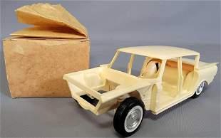Rare 1960-61 AMC Rambler Body in White dealer promo car