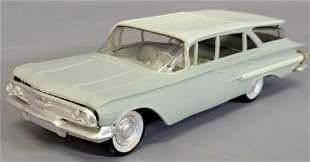 1960 Chevrolet wagon friction promo car