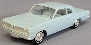 1963 Pontiac Tempest coupe coaster promo car