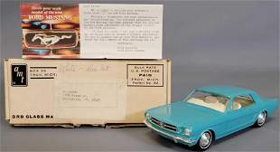 1964 1/2 Ford Mustang coupe dealer promo car in
