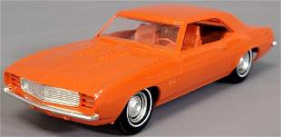 1969 Chevy Camaro hardtop coaster promo car