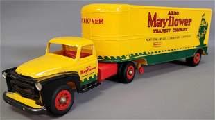 PMC Product Miniature Mayflower semi tractor trailer