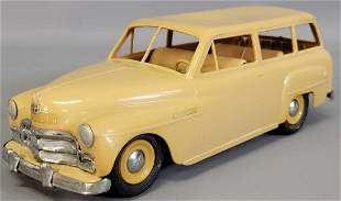 PMC Product Miniature 1951 Plymouth Concord Suburban