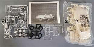 AMT ERTL Back to the Future Trilogy Set Model Kit in