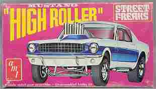 "AMT Street Freaks Mustang ""High Roller"" 1:25 scale"