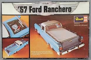 Revell '57 Ford Ranchero 1:25 scale model kit H-1332