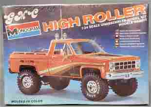 Factory Sealed Monogram GMC High Roller 1:24 scale