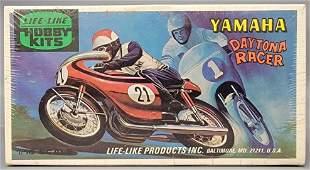 Factory sealed Life Like 1/16 scale Yamaha Daytona