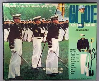 Vintage Hasbro GI Joe 7824 Action Sailor Annapolis