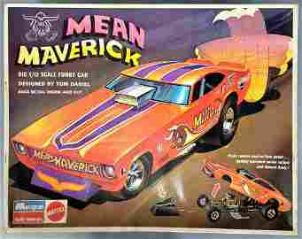 Monogram 6775 1/12 Mean Maverick unbuilt in original