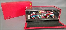 LookSmart AF Corse Ferrari 488GTE SMP Racing 24h Le