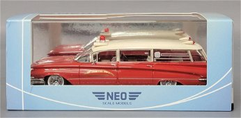 Neo Scale Models NEO49541 Buick Electra 225 Flxible