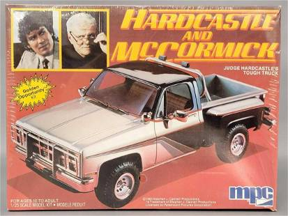 Factory sealed MPC Hardcastle and McCormick GMC pickup