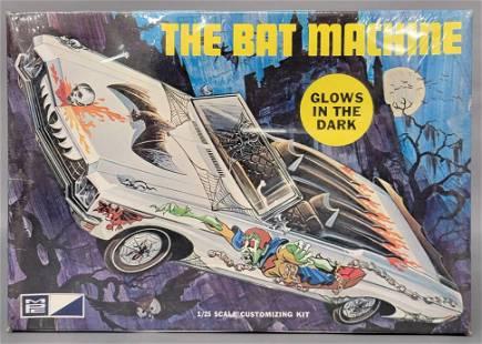 Super rare factory sealed MPC The Bat Machine Chevy