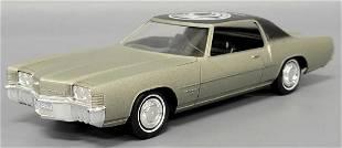 1972 Oldsmobile Toronado 75th Anniversary promo car in