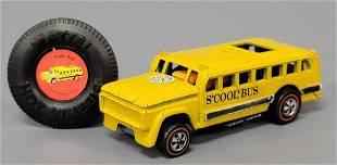 Hot Wheels Redline the Heavyweights S'Cool Bus