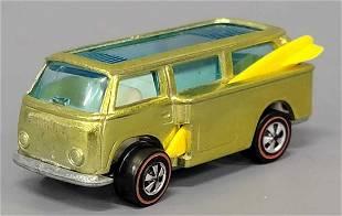 Hot Wheels Redline Yellow Beach Bomb