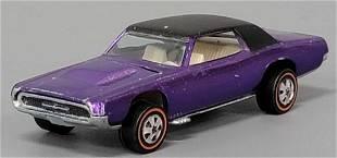 Hot Wheels Redline US Purple Custom T-Bird