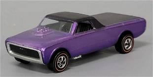 Hot Wheels Redline US Purple Custom Fleetside