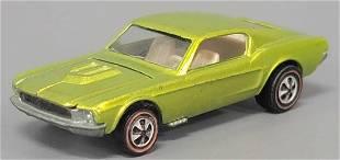 Hot Wheels Redline US Antifreeze Custom Mustang