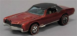 Hot Wheels Redline HK Red Custom Eldorado
