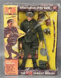 Vintage Hasbro GI Joe Action Soldiers of the World