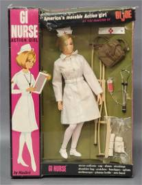 Factory sealed Hasbro GI Joe GI Nurse in window box