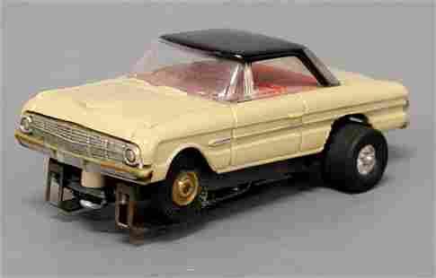Aurora Model Motoring Ford Falcon HO slot car with