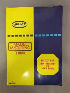 Aurora Model Motoring in HO scale HO slot car