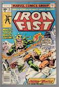 Marvel Comics Group Iron Fist 14 Kung Fu Action in The