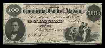 2115: AL Selma Commercial Bank of Alabama $10