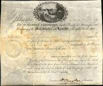 2690: 1795 Copper Plate Illustration on Stock