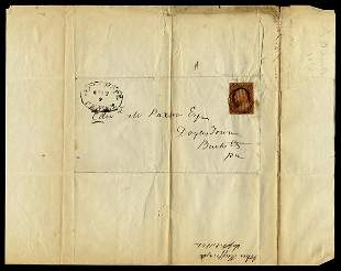 ARCHIVE: 31 19th Century family letters+