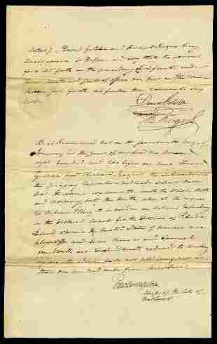 NEW YORK: COURT DOCUMENTS 1797-1863 [12]