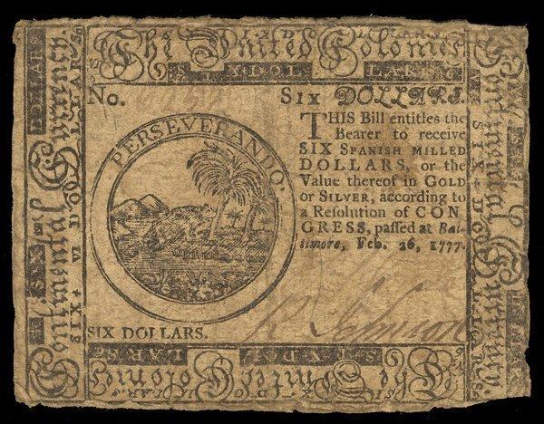 Continental Note Assortment. 3 pcs