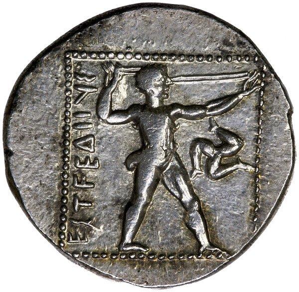 Greek Pamphylia Aspendos Stater VN ALCK 4568