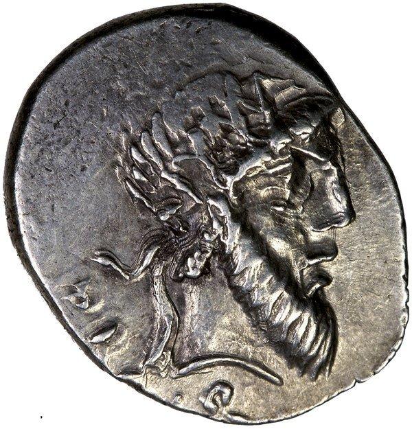 Rome Imper. Pompey Great Denarius